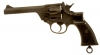 Deactivated WWII British military issued Enfield No2 MKI* .38 Revolver