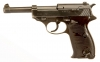 Deactivated WWII Mauser P38 Pistol Dated 1943