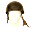 WWII British Army Dispatch Riders helmet.