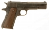 Deactivated WWII Colt Manufactured 1911A1