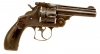 Smith & Wesson Double Action, First Model revolver, chambered in .44 Russian