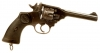Just Arrived, Deactivated D-Day era British Webley MK4 .38 revolver.