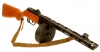 Deactivated WWII Russian PPSH41