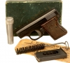 Deactivated Bernardelli Pocket Pistol Complete with Box & Accessories