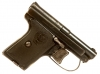 Deactivated WWI Era Le Francias Pistol