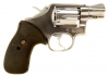 Deactivated Smith & Wesson .38 Stainless Model 64-2 Snub Nose revolver