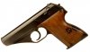 Deactivated WWII Early Production Mauser HSc Pistol