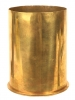 Inert WWII German 10.5cm Brass Shell Case