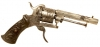 Antique Obsolete Calibre 7mm Pinfire Revolver