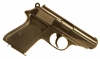 Just Arrived, Deactivated WWII Nazi Walther PPK