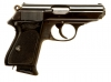 Deactivated Pre Second World War issued Nazi Walther PPK (Polizei Pistole Kriminal)