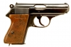 Deactivated Pre WWII Early Production Zella Walther PPK