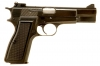 Deactivated OLD SPEC Browning High Power 9mm Semi Automatic Pistol
