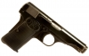 Deactivated FN Browning Model 1910 pistol chambered in 9mm (.380)