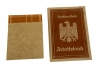 WWII German Soldiers Employment book & Photo Album