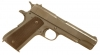 Deactivated WWII Reminton Rand 1911A1
