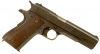 Rare Deactivated WWI & WWII Colt M1911 manufactured by Remington UMC
