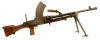 Deactivated D- DAY Era 1944 Bren MKII