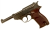Deactivated WWII Walther P38