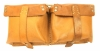 WWII German G43 or K43 rifle ammunition pouches