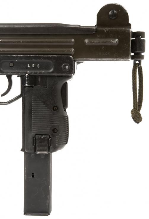 Rare Deactivated Mini Uzi Submachine Gun Modern
