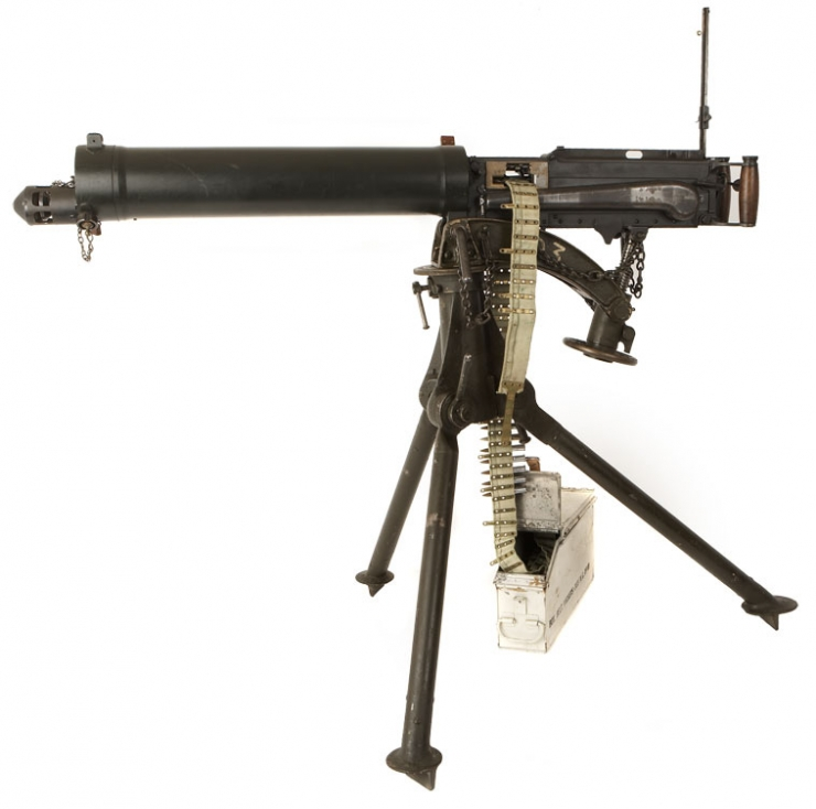 machine gun tripod