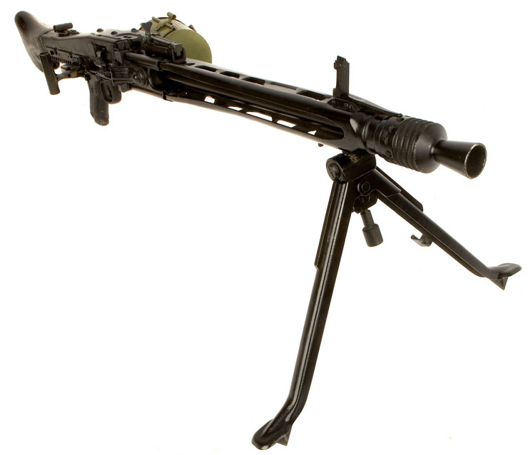 Modern machine guns