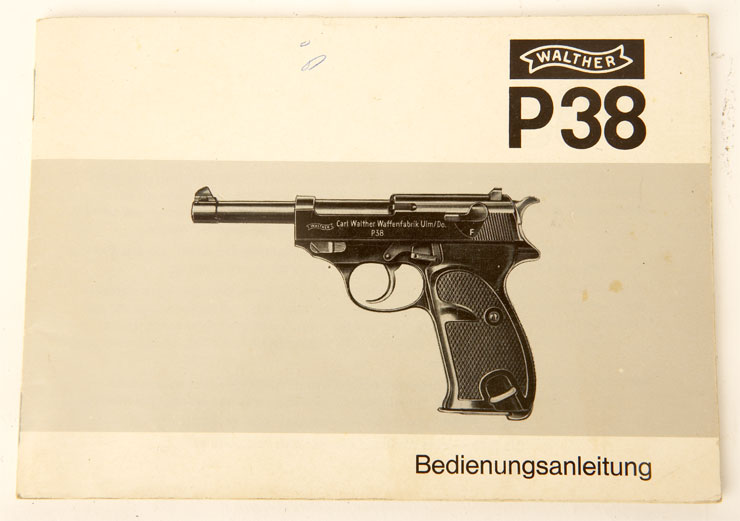 walther p38 manual various owner manual guide Walther PPK Grips Walther PPK James Bond Edition